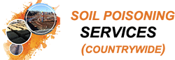 Soil Poisoning Services delivered by Professionals Countrywide (24/7) Logo